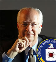 Eugene Poteat, retired Central Intelligence Agency executive.