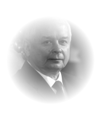 Lech Kaczynski, the President of the Republic of Poland.